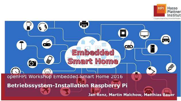 embedded-smart-home
